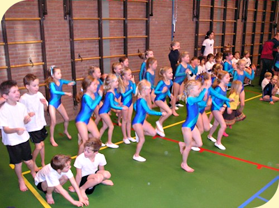 Gymnastiekvereniging Cothen